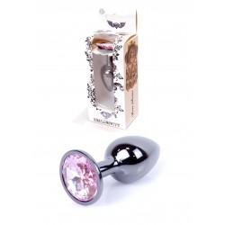 Jawellery anální šperk tmavší pink