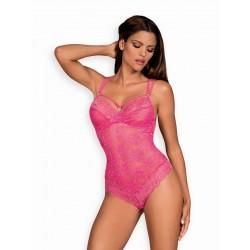 Svůdné body 860-TED pink - Obsessive