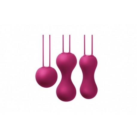 Venušiny kuličky AMI růžové