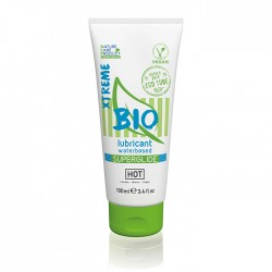 lubrikační gel BIO superglide HOT waterbased Extreme