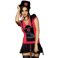 Sexy kostým Naughty nurse dress - Obsessive