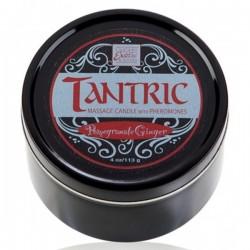 Masážní svíčka TANTRIC s pheromony PomGranateGinger