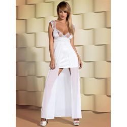 Župan Feelia gown XXL - Obsessive