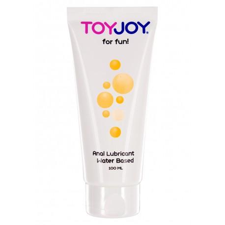 Anální lubrikační gel Toy Joy