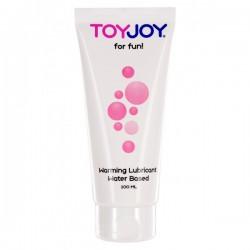 Hřejivý lubrikační gel Warming