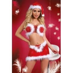 Vánoční kostým Christmas lust - LivCo Corsetti