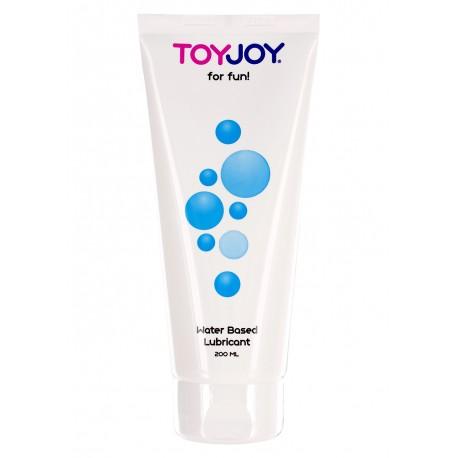 Lubrikační gel Toy Joy water based 200 ml