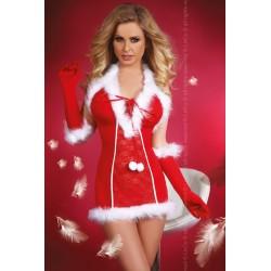 Vánoční kostým Snow Queen - LivCo Corsetti