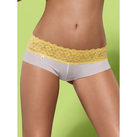 Kalhotky a tanga Lacea shortis a thong duo pack - Obsessive