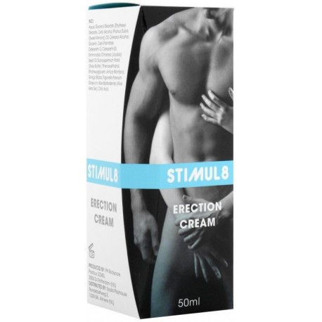 Erekční krém Stimul 8