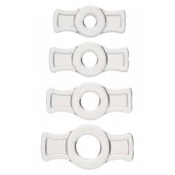 Sada erekčních kroužků Titanmen C- Ring Set