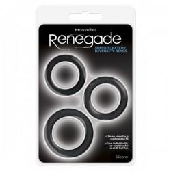 Sada stahovacích kroužků Renegade