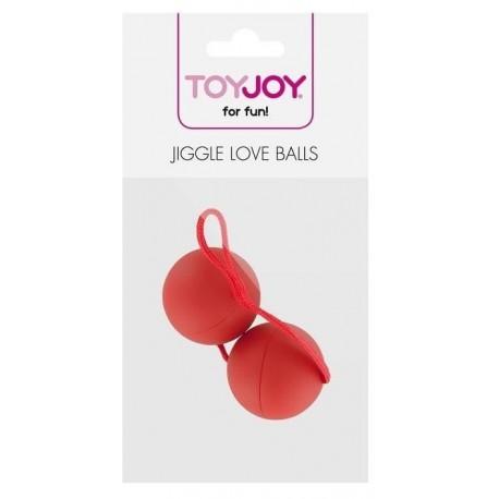 Venušiny kuličky Toy Joy Jiggle Love Balls