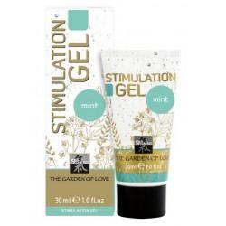 Stimulační gel Shiatsu Mint
