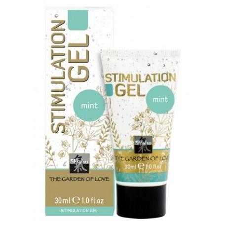 Stimulační gel Shiatsu 5nt