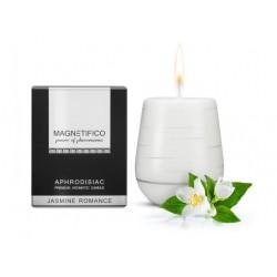 afrodizikální vonná svíčka Magnetifico Aphrodisiac candle- Jasmine Romance