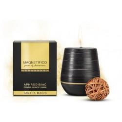 afrodizikální vonná svíčka Magnetifico Aphrodisiac candle - Tantra Magic
