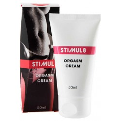Stimul8 Orgasm Cream 50 ml