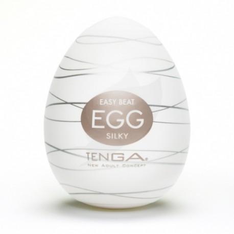 Masturbátor vajíčko EGG Silky