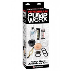 Pipedream Pump Worx Accessory Kit- vakuová pumpa