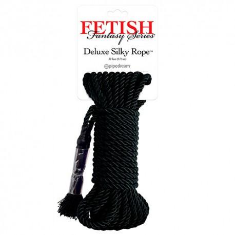 Fetish Fantasy Series Deluxe Silky Rope- bondážní lano