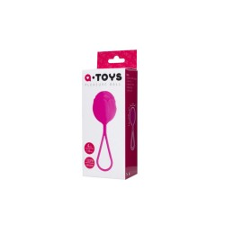 A-Toys Pleasure Ball Venušiny kuličky - růžová
