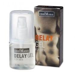 Delay Gel pro může -  na oddálení ejakulace
