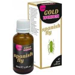 """Španělské mušky """"Women Gold"""""""