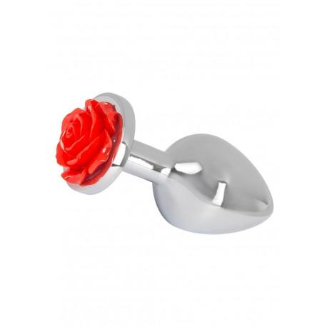 anální šperk Rose butt plug