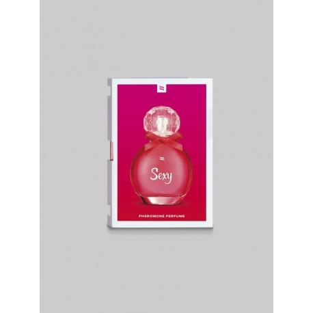 Svůdný parfém Sexy 1 ml - Obsessive