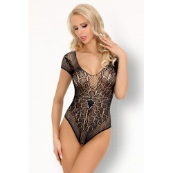 Krásné body Maregoma black - LivCo Corsetti