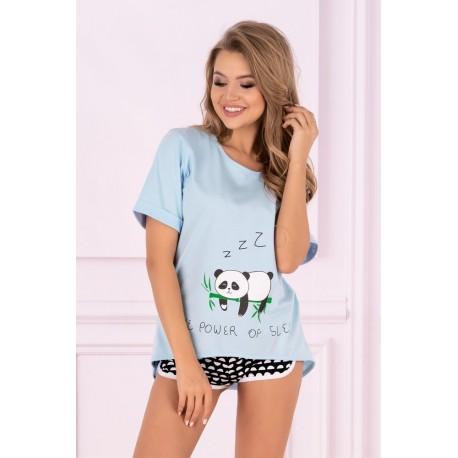 Dámské pyžamo Panda - LivCo Corsetti