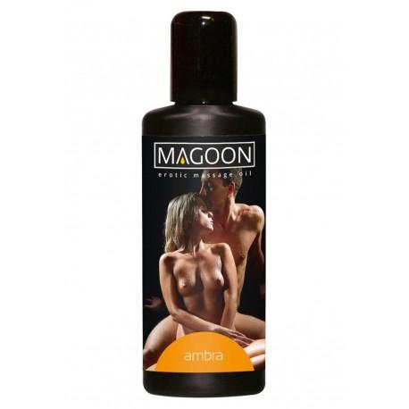 Magoon masážní olej- Jasmín 100 ml